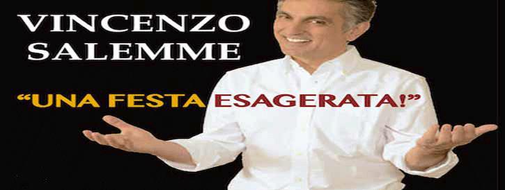 09 marzo – Vincenzo Salemme